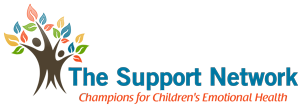 The Support Network Logo